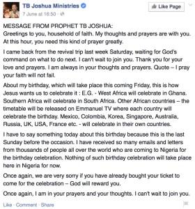 MESSAGE_FROM_PROPHET_TB_JOSHUA__Greetings_to____-_TB_Joshua_Ministries
